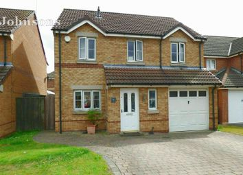 Thumbnail 4 bed detached house for sale in Holmshaw Close, Edenthorpe, Doncaster.