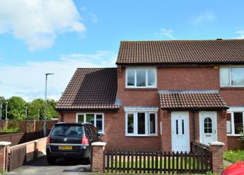 Thumbnail 2 bed semi-detached house to rent in Allington Close, Taunton, Somerset