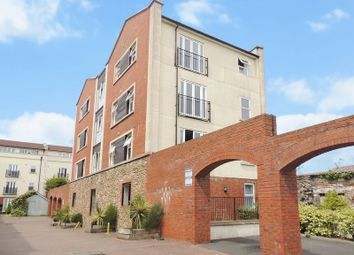 Thumbnail 2 bed flat to rent in Waterloo Road, St. Philips, Bristol