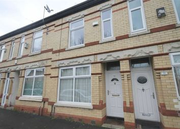 Thumbnail 2 bedroom terraced house for sale in Stovell Avenue, Longsight, Manchester