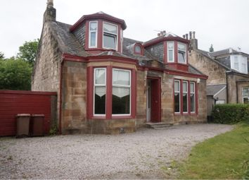 Thumbnail 4 bed detached house for sale in Glasgow Road, Paisley
