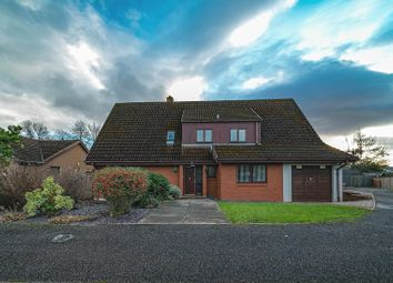Thumbnail 5 bed detached house for sale in 5 Braeview Park, Beauly
