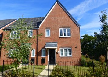 Thumbnail 3 bed semi-detached house to rent in Woodlands View, Leegomery, Telford