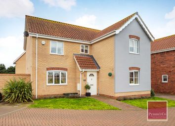 4 bed detached house for sale in St. Edmunds Road, Lingwood, Norwich NR13