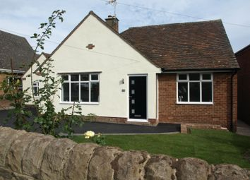 3 bed detached bungalow for sale in New Road, Wingerworth, Chesterfield S42
