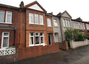 Thumbnail 4 bed terraced house to rent in Whitburn Road, London