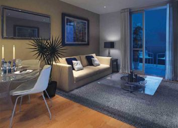 Thumbnail 2 bed flat for sale in Canary Gateway, Limehouse Cut, London