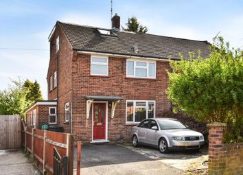 Thumbnail 5 bed semi-detached house for sale in Wishmoor Road, Camberley