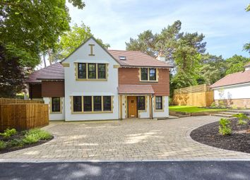 Thumbnail 4 bed detached house for sale in Spencer Road, Canford Cliffs, Poole, Dorset