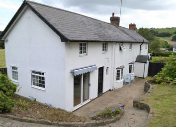 Thumbnail 3 bed semi-detached house for sale in Tithebarn Cottage, Tregynon, Newtown, Powys