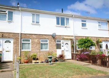 Thumbnail Terraced house for sale in Knights Close, Eaton Socon, St. Neots