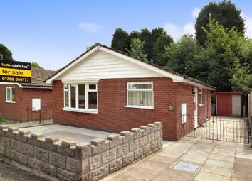 Thumbnail 2 bed detached bungalow for sale in Cookson Avenue, Dresden, Stoke-On-Trent