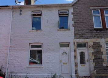 Thumbnail 3 bed terraced house for sale in Lombard Street, Barry, Vale Of Glamorgan