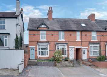 Thumbnail 2 bed end terrace house for sale in Stourbridge Road, Bromsgrove