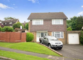 Thumbnail 4 bedroom detached house for sale in Combe End, Crowborough, East Sussex
