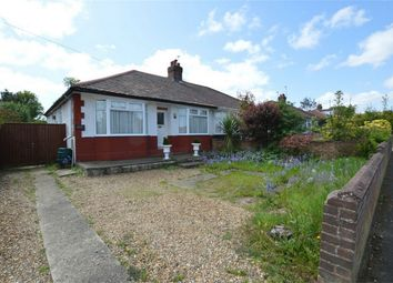Thumbnail 3 bed semi-detached bungalow for sale in St Williams Way, Norwich, Norfolk