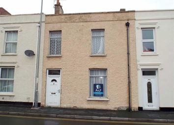 Thumbnail 3 bed terraced house for sale in Cross Street, Burnham-On-Sea