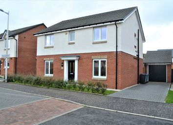 Thumbnail 4 bed detached house for sale in Ravenscliff Road, Motherwell, North Lanarkshire