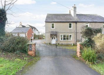 Thumbnail 4 bed cottage for sale in Shaw Hill, Shaw, Melksham