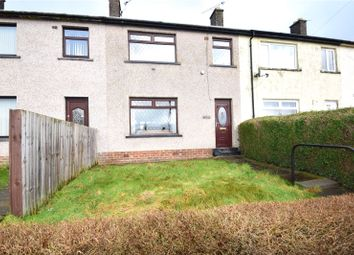 Thumbnail 3 bed terraced house for sale in Braithwaite Avenue, Keighley, Bradford, West Yorkshire