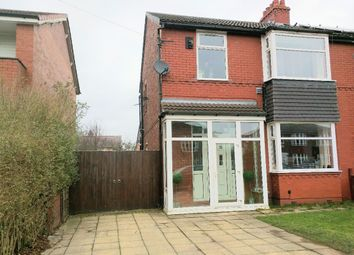 Thumbnail 3 bed semi-detached house for sale in Brown Lane, Heald Green, Cheadle