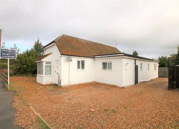Thumbnail 3 bed detached bungalow to rent in Loddon Bridge Road, Woodley, Reading, Berkshire