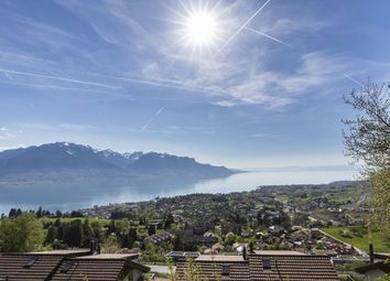 Thumbnail Semi-detached house for sale in Chamby / Montreux, Vaud, Switzerland