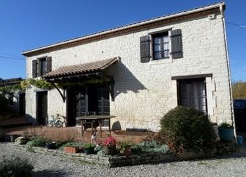 Thumbnail 4 bed property for sale in Jauldes, Charente, France