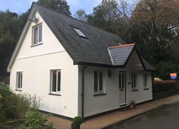 Thumbnail 4 bed detached house for sale in Crosswood, Aberystwyth, Ceredigion