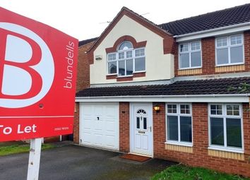 Thumbnail 4 bed detached house to rent in Balby, Doncaster