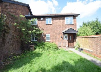 Thumbnail 3 bedroom end terrace house for sale in Rudyard Close, Luton