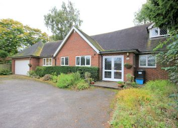 Thumbnail 3 bed detached house for sale in Clayton Road, Clayton, Newcastle-Under-Lyme