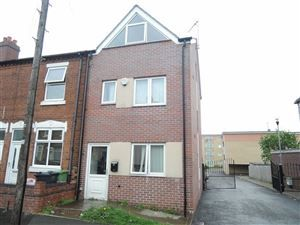 Thumbnail 4 bed town house for sale in Raleigh Street, Walsall