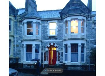 Thumbnail 4 bed flat to rent in Sutherland Rd, Plymouth