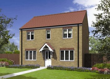 Thumbnail 4 bed detached house for sale in Plot 29 The Chedworth, Lumley Street, Castleford