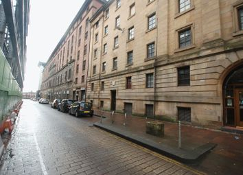 Thumbnail 1 bed flat for sale in James Watt Street, Glasgow