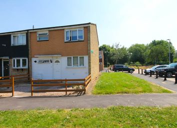 Thumbnail 3 bed terraced house for sale in Hereford Walk, Basildon
