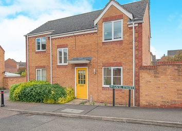 Thumbnail 4 bed detached house for sale in Gavel Street, Hampton Vale, Peterborough
