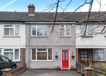 Thumbnail 3 bed terraced house for sale in Mill Green, London Road, Mitcham Junction, Mitcham
