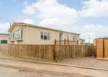 Thumbnail 2 bed mobile/park home for sale in Finneys Park, Coalville, Leicestershire