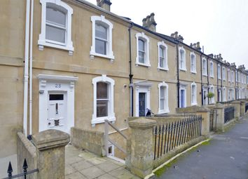 Thumbnail 1 bed flat for sale in Garden Maisonette, 23A Belgrave Crescent, Bath