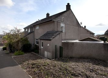 Thumbnail 2 bed end terrace house to rent in Monksmead, Tavistock
