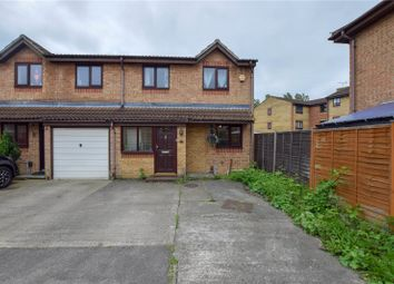 Thumbnail 3 bed property for sale in Pioneer Way, Watford, Hertfordshire