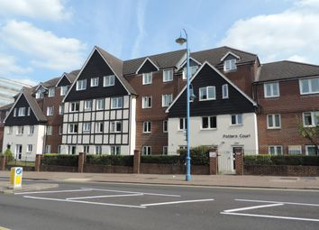 Thumbnail 1 bedroom flat for sale in Potters Court, Darkes Lane, Potters Bar