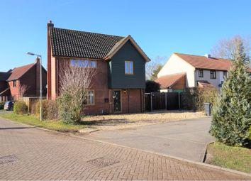 Thumbnail 3 bedroom detached house for sale in Worlingworth, Woodbridge