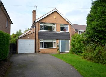 Thumbnail 4 bed detached house for sale in Deerlands Road, Wingerworth, Chesterfield