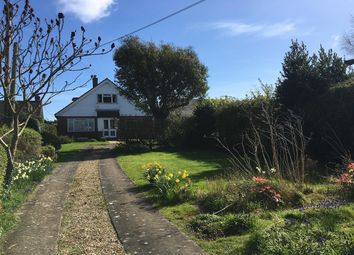 Thumbnail 4 bed bungalow for sale in Old River Way, Winchelsea Beach, Winchelsea, East Sussex