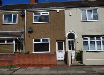 Thumbnail 3 bed terraced house to rent in Rowston Street, Cleethorpes