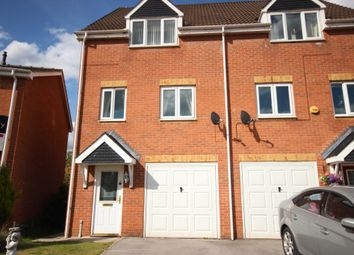 Thumbnail 3 bed semi-detached house to rent in Haller Close, Armthorpe, Doncaster