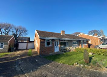 Thumbnail 3 bed semi-detached bungalow for sale in Solway, Hailsham